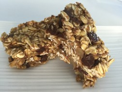 Chunky Monkey Oatmeal Bars