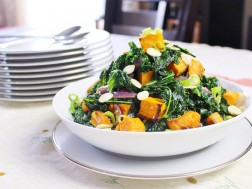 Kale & Sweet Potato