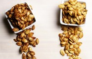 Roasted Pumpkin Seeds (two ways!)