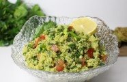 Kale and Quinoa Tabbouleh