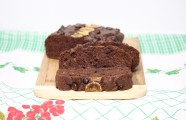 Chocolate Banana Bread (vegan!)